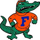 Florida Gators sticker by reidobrien