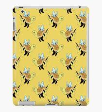 Bumble Bee Turtle Pattern iPad Case/Skin