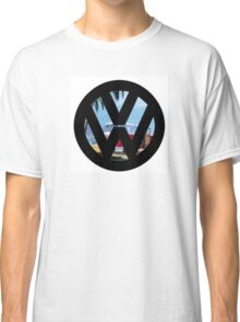 Volkswagen on the Beach Classic T-Shirt