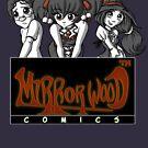 Mirrorwood Comics by HoneyDawwwg