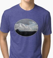 Storm Clouds over the Aventine Tri-blend T-Shirt