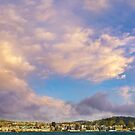 Wellington Under Dramatic Daybreak Skies by SeeOneSoul