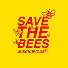 Save The Bees by abraham alvarez