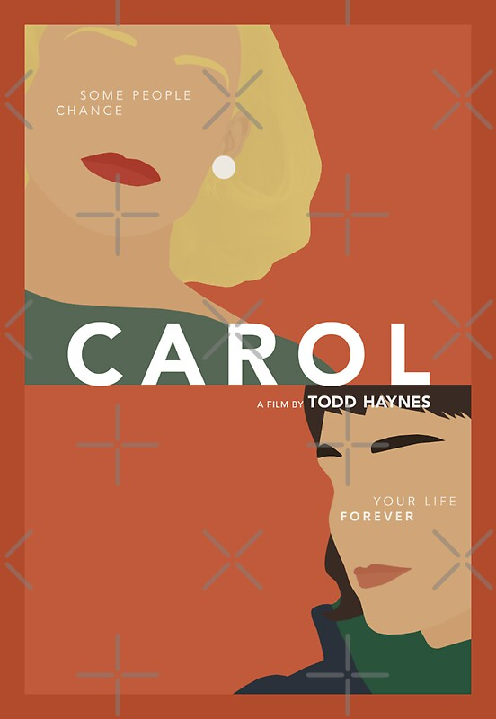 Image result for Carol Cate Blanchett Animated poster