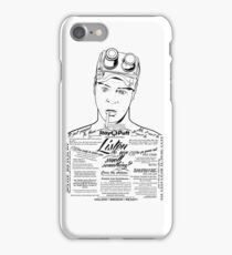 Dan Aykroyd Tattooed Ghostbuster Ray Stantz iPhone Case/Skin