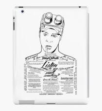 Dan Aykroyd Tattooed Ghostbuster Ray Stantz iPad Case/Skin