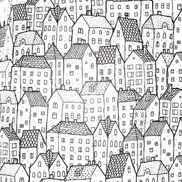 Houses by Blueasaurs