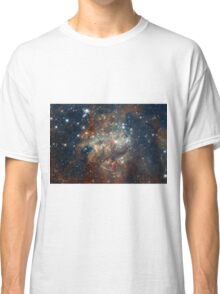Deep Space Nebula Galaxy Classic T-Shirt