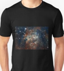 Deep Space Nebula Galaxy Unisex T-Shirt
