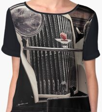 Aston Martin 1939 Women's Chiffon Top