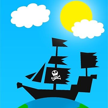 Pirate ship by effence