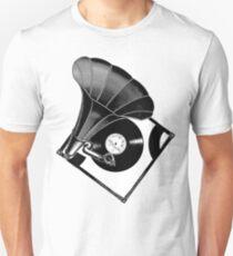Music Phonograph Unisex T-Shirt