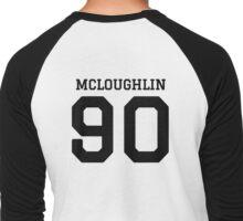 mcloughlin 90 Men's Baseball ¾ T-Shirt