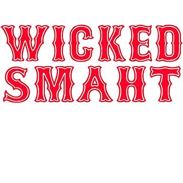 Wicked Smaht by movie-shirts