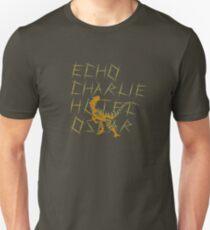 Echo the Raptor Silhouette Unisex T-Shirt