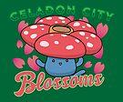 Celadon City Blossoms by Adam Grey