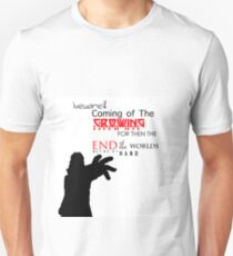 The Amory Wars - The Crowing T-Shirt