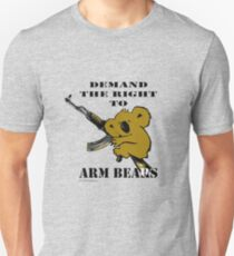 Demand the right to arm bears T-Shirt