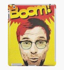 BOOM!!! Jurgen Klopp iPad Case/Skin