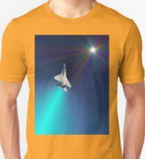 Shoot For The Sky - USAF F15D Design T-Shirt