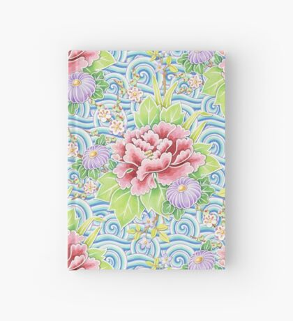 Japanese Bouquet Hardcover Journal