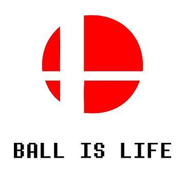 (Smash) Ball is Life de lasercatz