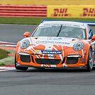 Dan Cammish Porsche Carrera Cup GB by Willie Jackson