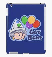 Get Bent iPad Case/Skin