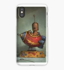 To Boldly Go iPhone Case