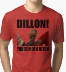 Predator Dillon You Son Of A Bitch Tri-blend T-Shirt