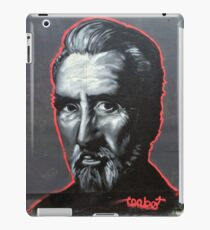 Christopher Lee iPad Case/Skin