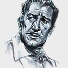 Vincent Price - The Raven by teabot