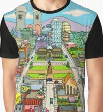 Springfield city Graphic T-Shirt