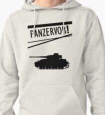 Panzervor! Pullover Hoodie