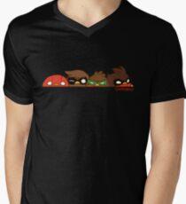 Go!Robins! - Robin Row T-Shirt