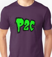 P2C - Green Logo T-Shirt