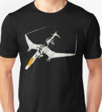Bone-White Raynos Unisex T-Shirt