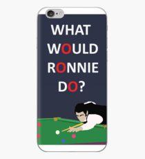 Rocket Ronnie O'sullivan iPhone Case