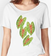 Expression of Peace #redbubble #lifestyle Women's Relaxed Fit T-Shirt
