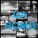 Da Bomb - Blue  by Cody  VanDyke