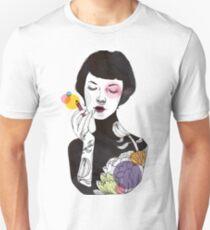 Put on Some Colour! (version 2) Unisex T-Shirt