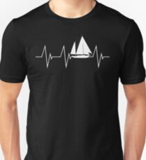 Ship Sailing Unisex T-Shirt