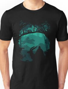 The Chief Leader and Princess Of Forest Unisex T-Shirt