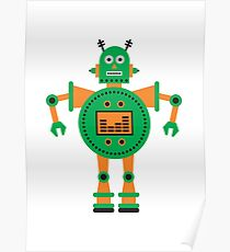a humanoid 3 Poster