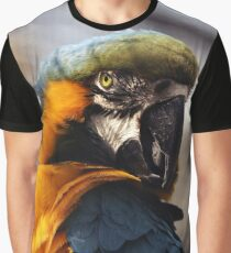 Parakeet Graphic T-Shirt