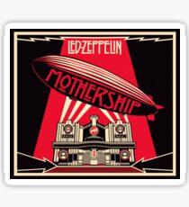 Led zepplin album Sticker