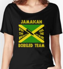 Jamaican Bobsled Team Women's Relaxed Fit T-Shirt