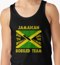 Jamaikanisches Bobteam Tanktop für Männer