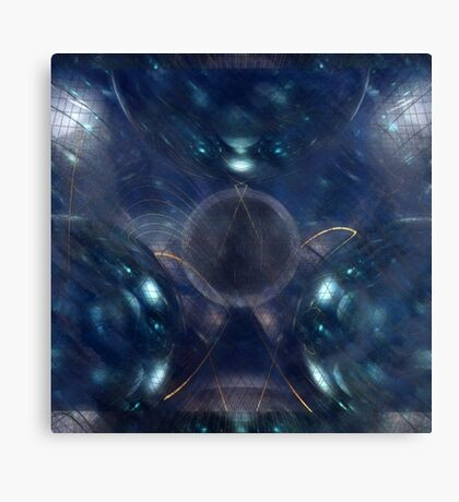 Forms Most Beautiful Canvas Print