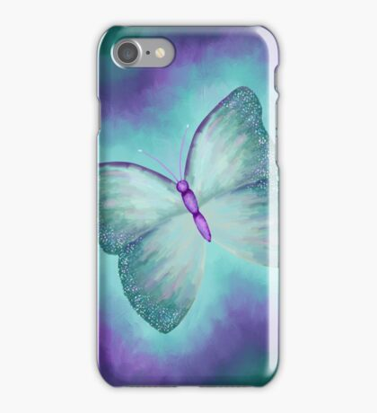 Forest Butterfly iPhone Case/Skin
